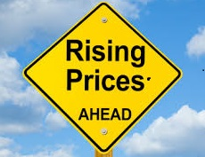 Price increase 1